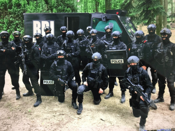 Police - Costume